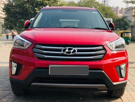 Used Hyundai Creta 2015 car at low price
