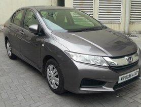 Honda City i VTEC CVT SV 2014 for sale