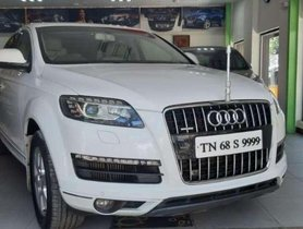 Used Audi Q7 3.0 TDI quattro 2013 for sale