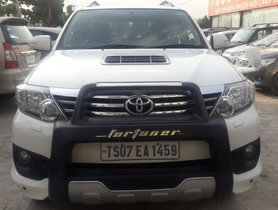 Toyota Fortuner 4x2 MT TRD Sportivo 2014 by owner