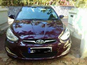 Used Hyundai Fluidic Verna 2012 car at low price