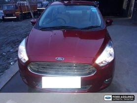 Ford Aspire Titanium 2017 for sale