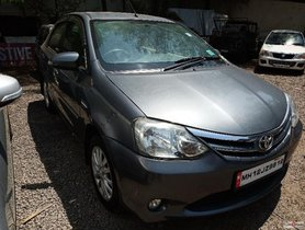 Toyota Platinum Etios 2013 for sale