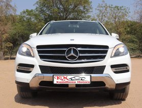 Used Mercedes Benz M Class ML 250 CDI 2015 for sale