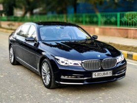 2017 BMW 7 Series for sale at low price