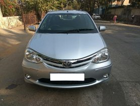 Toyota Platinum Etios V for sale