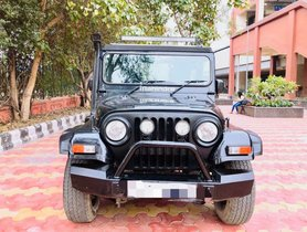 Used Mahindra Thar CRDe AC 2017 by owner
