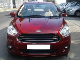 Used Ford Figo Aspire car 2017 for sale at low price