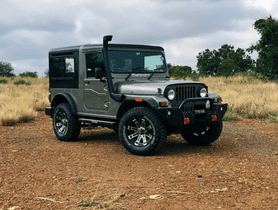 Mahindra Thar Adventure Series Launched in the South African Market