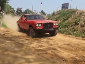 This Is The First Ever Contessa 4WD Off-Roader In India
