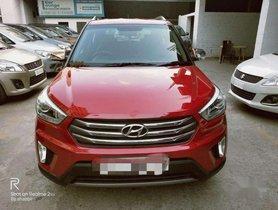 Used Hyundai Creta car 2016 for sale at low price