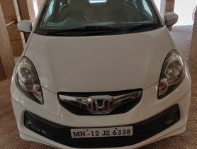 Good as new 2013 Honda Brio for sale