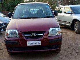 Used Hyundai Santro 2007 car at low price