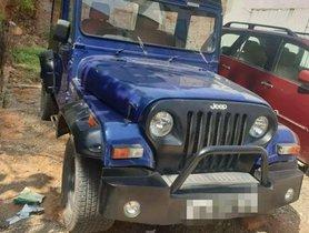 Mahindra Thar 2015 for sale