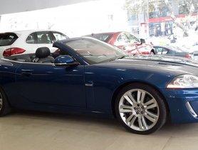Used Jaguar XK 2011 car at low price