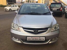 Used Honda City ZX 2008 car at low price