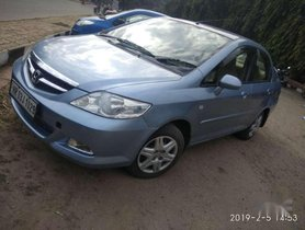 Used Honda City ZX 2007 car at low price