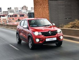 2019 Renault Kwid RXL Updated With Airbags and ABS [Video]