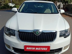 2010 Skoda Superb 2009-2014 for sale at low price