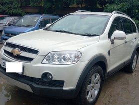 Chevrolet Captiva 2.2 AT AWD by owner