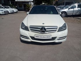 Used 2012 Mercedes Benz C Class for sale