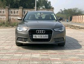 Good as new 2013 Audi A6 for sale