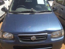 2001 Maruti Suzuki Alto for sale at low price
