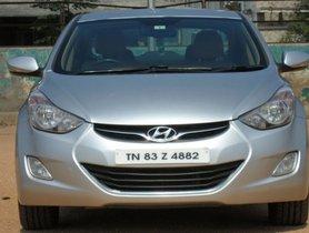 Hyundai Elantra 1.6 SX 2012 for sale