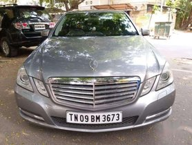 Used Mercedes Benz E Class car 2012 for sale at low price