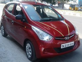 Used Hyundai Eon car at low price