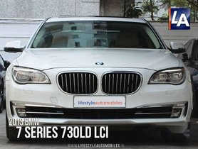 Used 2013 BMW 7 Series for sale