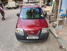 Used Hyundai Santro Xing car 2010 for sale at low price