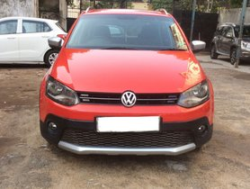 Volkswagen CrossPolo 1.5 TDI for sale