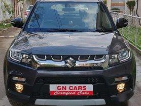 2018 Maruti Suzuki Grand Vitara for sale at low price