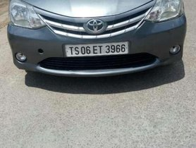 Used Toyota Etios car 2014 for sale at low price