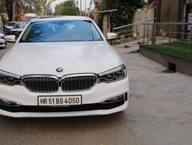 BMW 5 Series 520d Luxury Line 2018 for sale