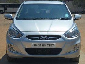 Hyundai Verna 1.6 SX 2012 for sale