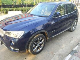 BMW X3 xDrive20d xLine for sale at the best price