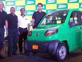 Bajaj Qute launched, India's first qudricycle is available at a starting price of INR 2.63 lakh