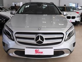 Mercedes Benz GLA Class 2016 for sale