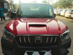 Used Mahindra Scorpio car 2016 for sale at low price