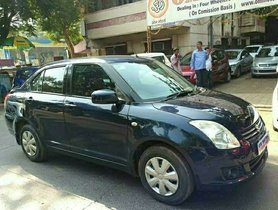 Used Maruti Suzuki Dzire VXI 2009 for sale