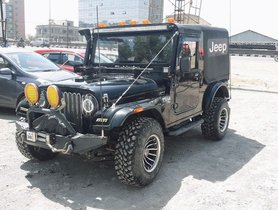 Used Mahindra Thar CRDe AC 2015 for sale