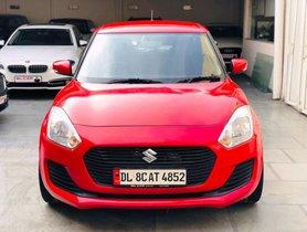 Used Maruti Suzuki Swift AMT VDI 2018 for sale