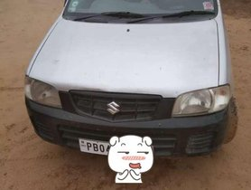 2007 Maruti Suzuki Alto for sale at low price