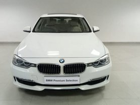 BMW 3 Series 320d Sedan 2014 for sale