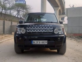 2014 Land Rover Discovery 4 for sale