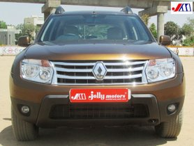 Good as new 2014 Renault Duster for sale