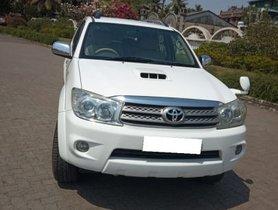 Toyota Fortuner 3.0 Diesel 2010 for sale