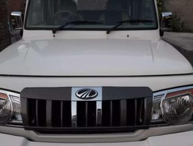 Used Mahindra Bolero car 2016 for sale at low price